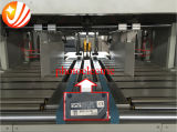 Rabattement automatique Machine d'encollage et le regroupement de la machine pour boîtes en carton ondulé