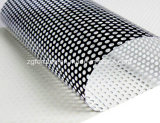 Film vinyle PVC perforés dans un sens de la Vision pour le matériel d'impression numérique