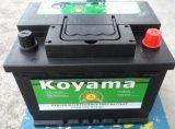 Bateria de carro de Guangzhou, bateria do Mf que liga a bateria DIN55 (55559) - Mf