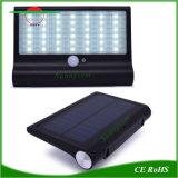 42LED lumière solaire étanche IP65 Kir le capteur de mouvement de l'éclairage ultra léger
