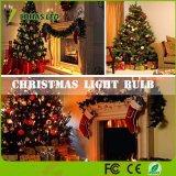 Warme Weihnachtsschneeflocke-dekorative Kugel-Glühlampe des Weiß-1.4W E26 für Festival-Partei-Dekoration
