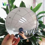 4 [مّ] زجاجيّة فضة مرآة مع ساطع وصورة مشرقة
