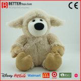 La norma ASTM nuevo juguete de peluche suave de alta calidad rellenas cordero para el bebé niños