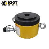 China-Lieferanten-Pfannkuchen-niedrige Höhen-Gegenmutter-Hydrozylinder
