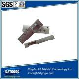 Pezzi meccanici anodizzati personalizzati di CNC dell'alluminio