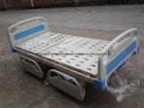 Krankenhaus-Krankenpflege-Bett des Hauptsorgfalt-Einheit-China-Lieferanten-1 reizbares manuelles mit Cer ISO-FDA