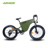AMS-tde-06 250W-1500W Full Suspension vélo électrique