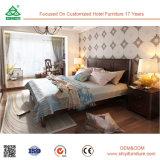 Qualitäts-Schlafzimmer-Möbel-hölzerner moderner König Bed