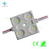 1.44W 120lm 4LEDs SMD2835 imprägniern LED-Einspritzung-Baugruppe für LED-Zeichen/Lightbox/Geschäfts-Firmenzeichen
