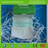 Maschera di protezione non tessuta chirurgica per protezione medica Kxt-FM27