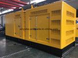 Генератор Perkins 500kw резервный/молчком генератор/тепловозная электростанция