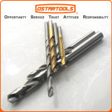 Bit di trivello professionali di torsione del HSS del titanio