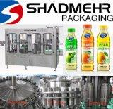 Compléter la machine de remplissage potable de bouteille en verre de boisson