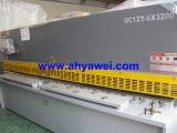 Hydraulisch hydraulische Schermaschine niederhalten