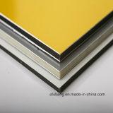 Advanced полиэстер реклама строительные материалы Алюминиевый композитный лист