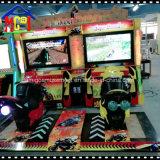 구속 아케이드 게임 기계가 2개의 시트 섬 영웅에 의하여 농담을 한다