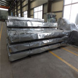 Hoja de acero galvanizada sumergida caliente de Dx51d+Z SGCC por completo difícilmente