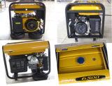 2kw 2kVAの携帯用発電機3kw 3kVAのガソリン発電機