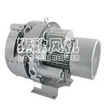 Automatização industrial Using o ventilador de ar do vácuo da canaleta do lado da eficiência elevada