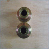 Kundenspezifische hohe Präzisions-Metalteile CNC-mechanische Teile Kf18-3 Haltering