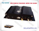 5 SIM Karte GPS-Auto-Verfolger mit Kamera-Kraftstoff-Fühler
