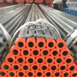 Tubería del agua/tubería del vapor/tubo de acero galvanizado