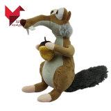 Souris molles de jouets de peluche de la vente en gros 20cm pour des gosses