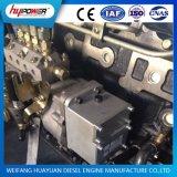 Weifang Huayuan K4100gのクラッチのディーゼル機関40kw
