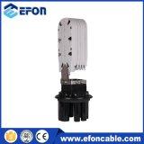 El tipo 7 acceso de la bóveda con el encierro óptico barato de fibra tasa el encierro óptico del empalme de fibra 336f