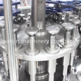 Botella de HDPE de llenado de jugo de la máquina de sellado de aluminio