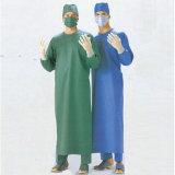 Wegwerf-pp.-medizinischer Patienten-Kleid