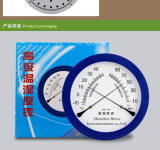 De kleine Digitale Verre Meter van de Hygrometer van de Zaal van de Thermometer van de Diepvriezer