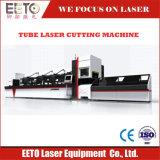 Tubo de Aço Inoxidável máquina de corte a Laser de fibra com tubo quadrado redondo