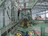 Huashida 3PE 중국에서 Anti-Corrosion 입히는 Fbe 광고 생산 라인의 프로세스
