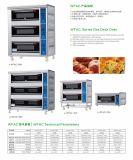 De Oven van het Baksel van het Dek van het Gas van de Reeks van Wfac wfac-40h