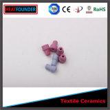 Alto Al2O3 de cerámica para los recambios de la maquinaria de la materia textil