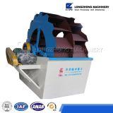 Doppia lavatrice efficiente della sabbia della rotella in Australia