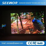 High Brightness P4.81 Indoor Rental LED Display with Slim Cabinet