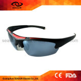 Gafas de sol ajustables polarizadas de los deportes al aire libre del pedazo de la nariz de las gafas de sol de la pesca del Mens