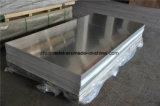lamiera/lamierino della lega di alluminio 7n01 per il basamento del treno ad alta velocità, veicolo del trasporto di carbone