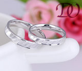 In het groot Nieuwe Manier 100% Juwelen van het Huwelijk van 925 de Echte Zilveren van de Vinger Vrouwen van de Ring