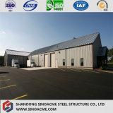 Costruzione chiara della costruzione del blocco per grafici d'acciaio con i materiali da costruzione di qualità