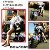 Motocicleta barata do gás como o transporte