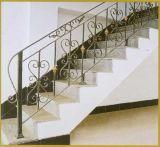 錬鉄階段柵のパネルまたは金属のステアケースまたは階段の手すり