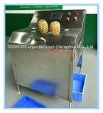 Plein d'Apple en acier inoxydable de machine de coupe de fruits de la machine de peeling
