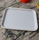 Поднос сервировки еды волокна Biodegradable Tableware пользы трактира Bamboo