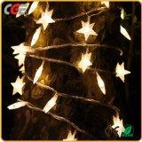 De LEIDENE Vlinder steekt Prijs van Sterrige van de Zaal van de Lichten van het Koord van de Lichten van de Flits van de Lichten van het Koord de Beste van het Decor Kerstmis van de Lichten aan