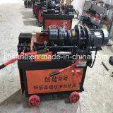 Máquina de parafuso da roda de rolagem da rosca