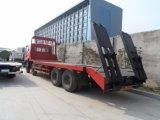 Sinotruk HOWO Low Flatbed Truck 8X4 Equipment Truck Transport