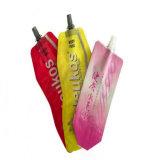Malote plástico do bico do suco de fruta do vinho vermelho do saco do bico do suco de fruta da geléia da qualidade